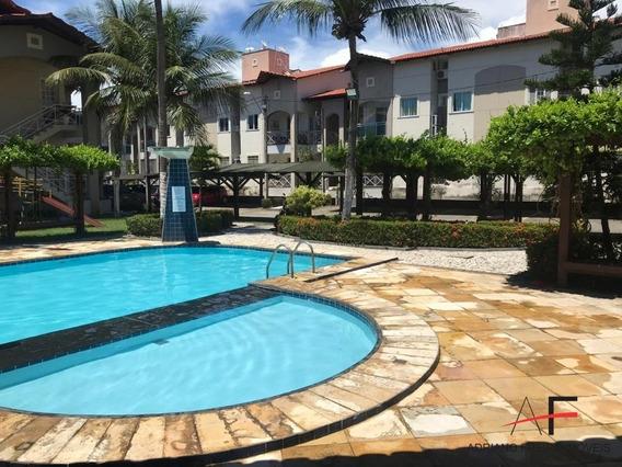 Casa Duplex Em Condomínio, Com 4 Suítes, Mobiliada - Código: Ca4373