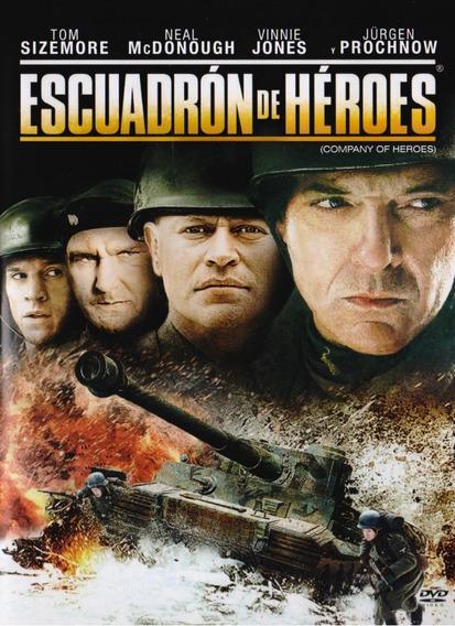 Escuadron De Heroes Company Of Heroes Pelicula Dvd