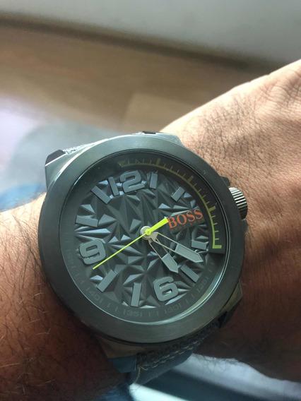 Reloj Hugo Boss Sin Uso, Como Nuevo, Ni Un Solo Detalle