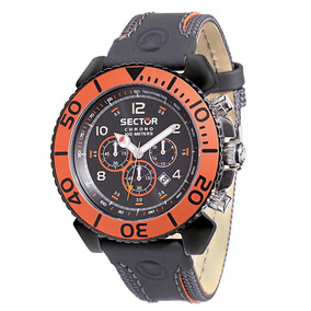 Relógio Masculino Analógico Sector Ws30269j - Preto