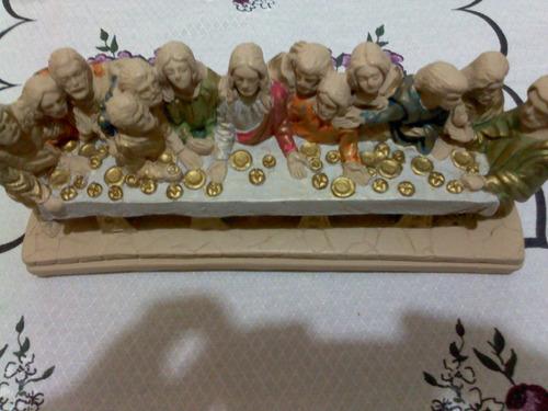 Santa Ceia - Objeto Decorativo