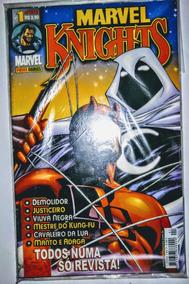 Hq - Marvel Knights Nº 1 E 2