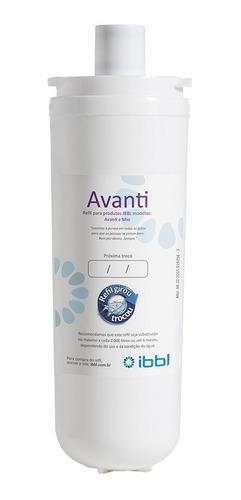 Refil Filtro Ibbl Avanti P/ Purificador Mio E Vivax Original