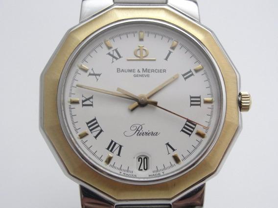 Relógio Baume & Mercier Ref: 5131.3 Mod: Riviera - Original