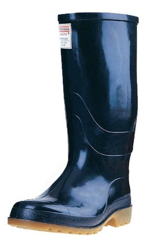Bota Pvc Puntera Worman Safety Waterproof  Croydon