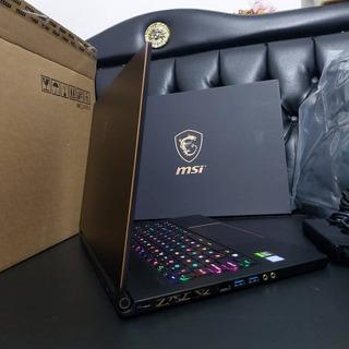 Gs65 Stealth Thin 8rf-037 Laptop 15.6 1tb-16gb-negro Mate