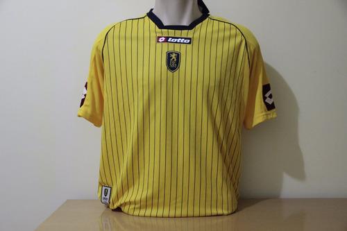 Camisa Do Souchaux (frança) Lotto Amarela G