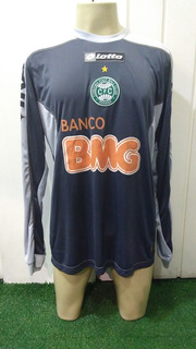 Camisa Coritiba Lotto Goleiro 2011 Gg