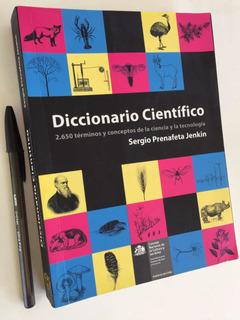 Diccionario Científico De La Ciencia. S Prenafeta. Ciencias