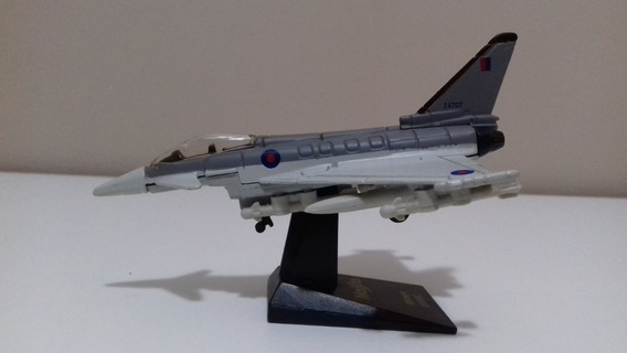 Avião Ef-2000 Euro Fighter - Miniatura - Maisto