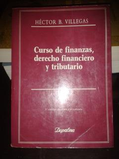Libro Curso De Finanzas Y Derecho Tributario