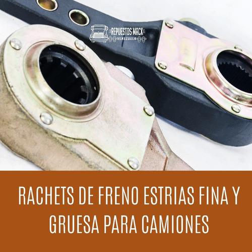 Rachets De Freno Estria Gruesa Fina Mack Ratche Rachet
