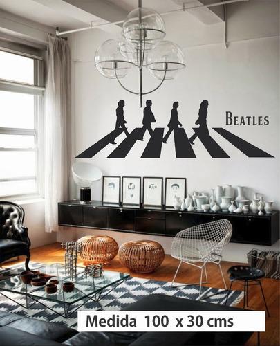 Vinilo Retros 60x60. Beatles