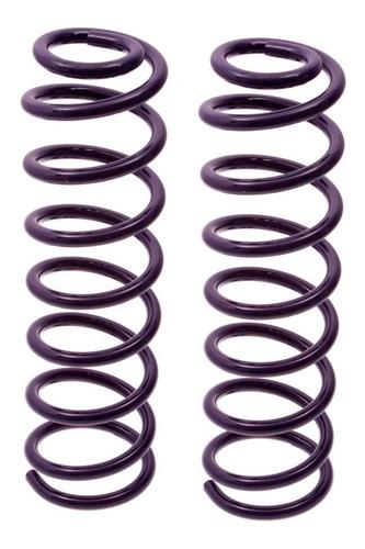 Imagen 1 de 6 de Kit Espirales X 2 Offroad Jeep Wrangler 96/06