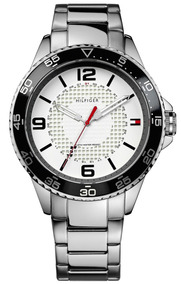 Relógio Luxo Tommy Hilfiger Th1790838 Orig Anal Silver!!!