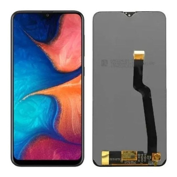 Display Tela Touch Frontal Lcd Samsung A10 A105 Orig.