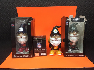 Duendes De La Nfl Ny, Jets Ny Y Steelers