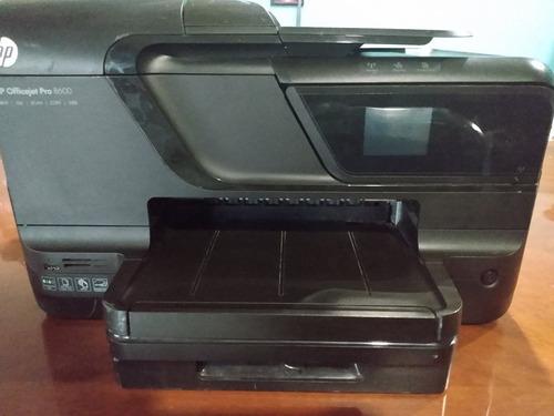 Impresora Hp Officejet Pro 8600