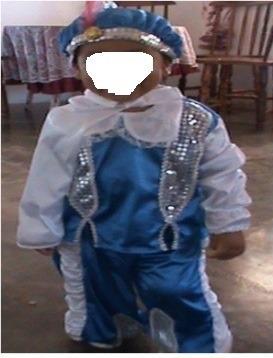 Disfraz Principe Bebe Niño Usado Perfectas Condiciones Ofert