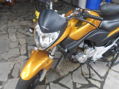 Honda Cb 300 R 2011 Obs-tenho A Moto Desde Fevereiro De 2012