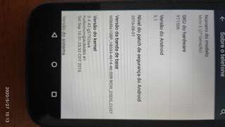 Motorola Moto E Duos 2ª Geração Wi-fi 8gb, Usado