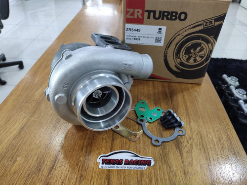Imagem 1 de 4 de Turbina .50 Mono 50/58 Zr5449 Zr Turbo