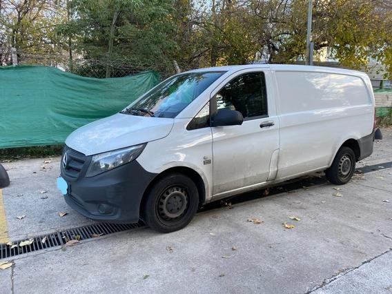 Mercedes-benz Vito 1.6 Cdi Furgon V2 Aa 114cv