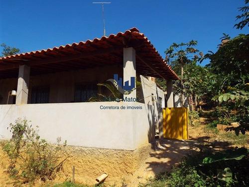Chácara Com 4 Quartos Para Comprar No Centro Em Jaboticatubas/mg - 801