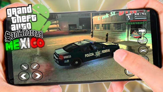 Juego Gta San Andreas Mexico City Para Android