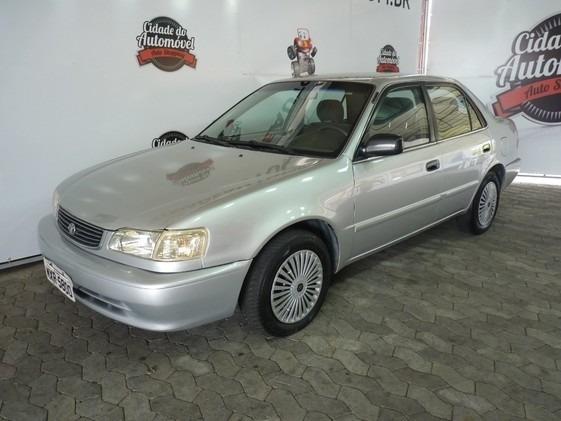 Corolla Sedan Xli 1.8 16v (aut)