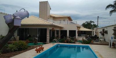 Linda Casa Em Itanhaém, Possui 4 Dormitórios - 4885/p