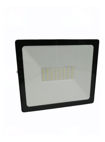 Refletor Led 100w Smd Prova D´água Mini Holofote 6500k
