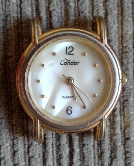Relógio Antigo Condor Quartz Feminino 26/29