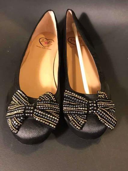 Zapato Nuevo Mujer Marca Penny Loves Kenny 6.5 Mex Flats