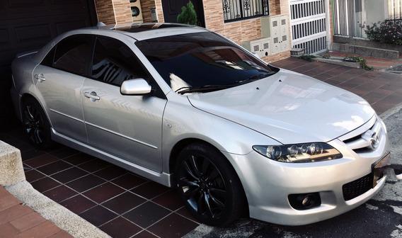 Mazda 6 Sr 2300cc Excelente Estado Y Papeles Nuevos