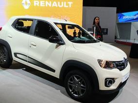 Renault Kwid Ex Clio Entrega Programada Anticipo Y Ctas.