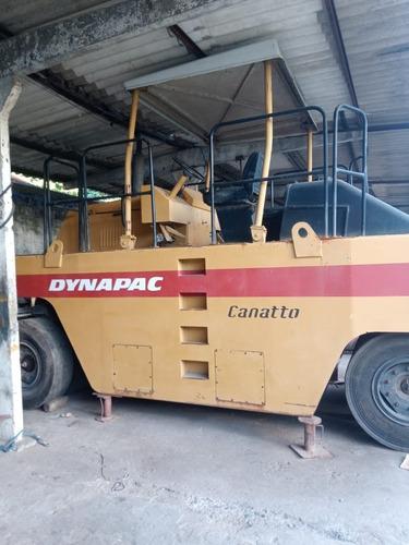 Rolo De Pneus (compactador)