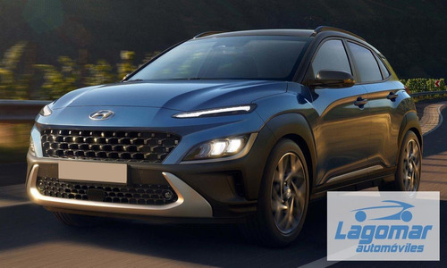 Hyundai Kona Hibrida 1.6 2021 0km - Lagomar Automóviles