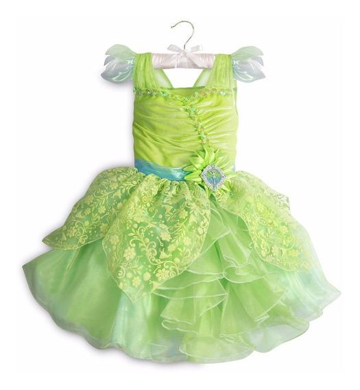 Vestido Tinker Bell Campanita Disney Store