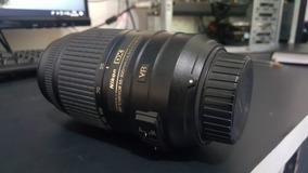 Lente Nikon 55-300mm (detalhe Na Descrição)