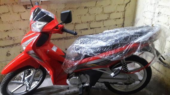 Moto Xcross Siuli 125