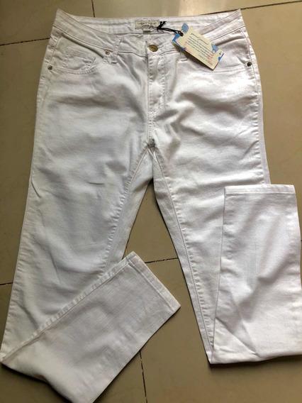 Jeans Blanco Marca Legacy