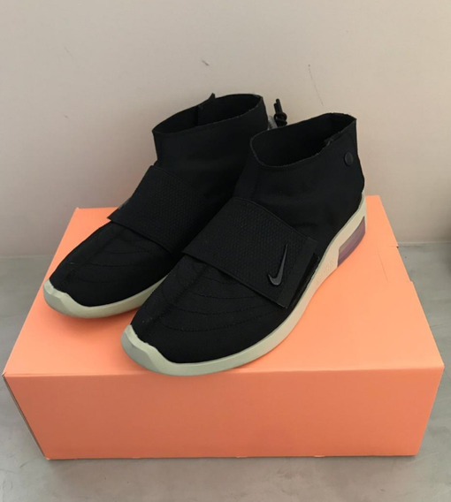 Tênis Nike Air Fear Of God Moc Black