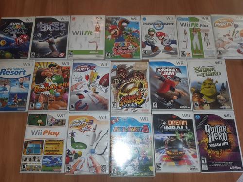 Videojuegos Originales De Wii Todos Importados