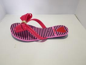 Rasteirinha Poderosa Style Pink Ref 600.418