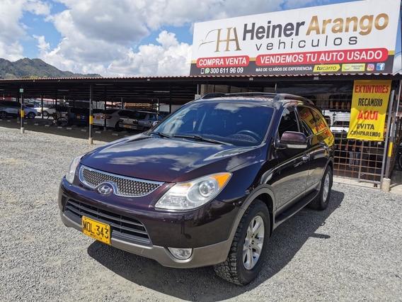 Hyundai Veracruz Versión Más Completa