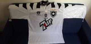 Camisa De Futebol Botafogo! Sebo Da Bidi