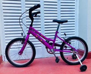 Bicicleta Lucerna Rodado 16
