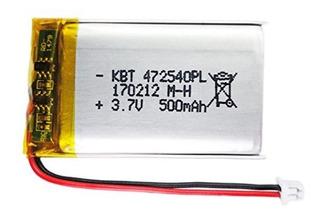 Ser Uno Mismo 37 V 500 Mah De Litio Polímero Mini Batería