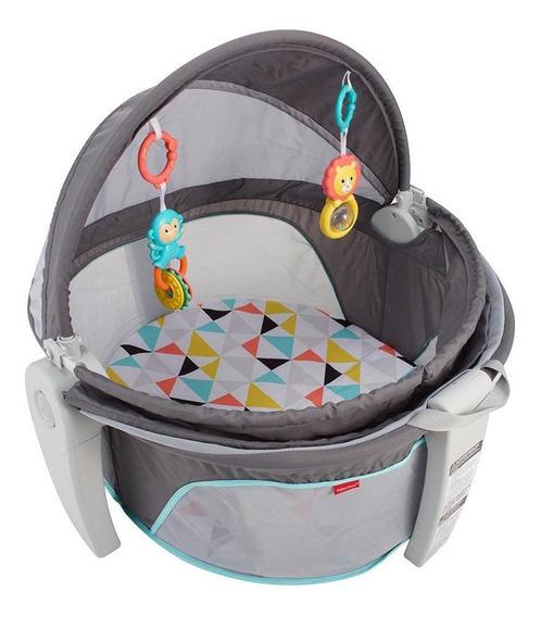 Fisher Price Cabaninha Tipo Moisés Do Bebê - Mattel